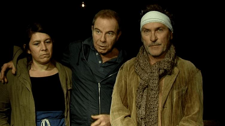 Jean-Michel Noirey et ses comédiens  (France 3 / Culturebox)