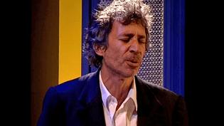 """Éric Elmosnino dans """"Monsieur Armand dit Garrincha"""" sur la scène des Nuits de Fourvière  (France 3 / Culturebox)"""