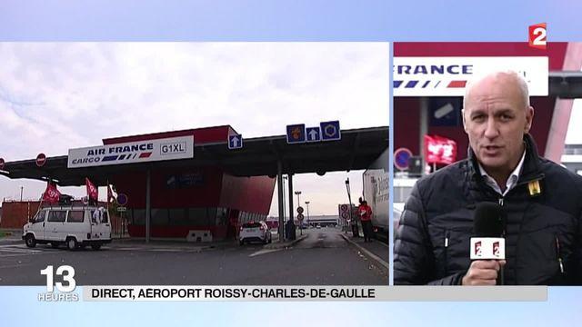 Air France : les gardes à vue des cinq salariés prolongées