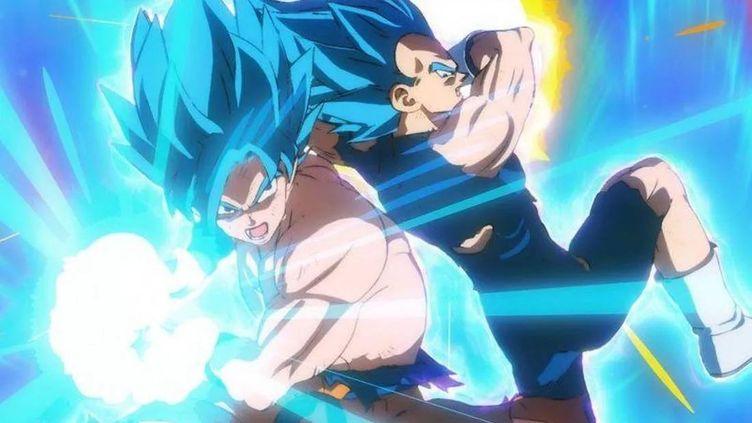 """Le dernier film """"Dragon Ball Super : Broly""""avait récolté 115 dollars de recettes au niveau mondial. (Photo Toei Animation)"""