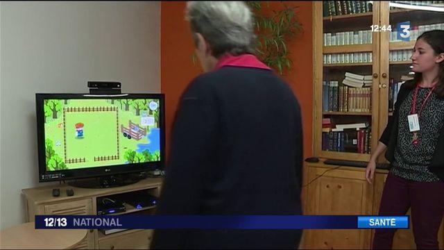 Maisons de retraite : les jeux vidéos comme outil de rééducation
