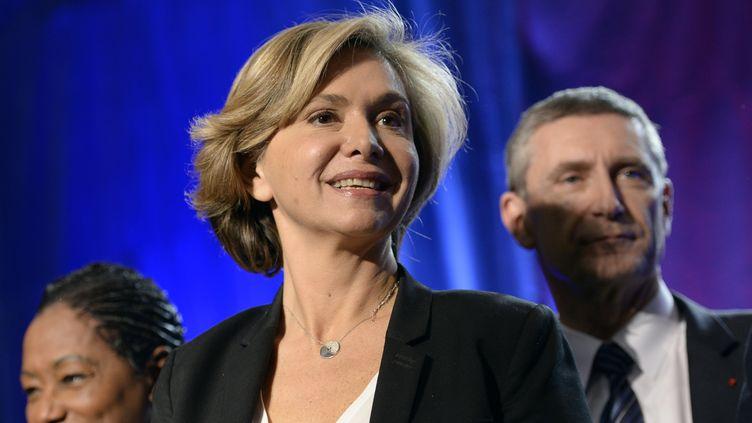 Valérie Pécresse, le 9 décembre 2015 àIssy-les-Moulineaux (Hauts-de-Seine). (MIGUEL MEDINA / AFP)