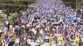 Nicaragua : 34 morts dans des manifestations (France 3)
