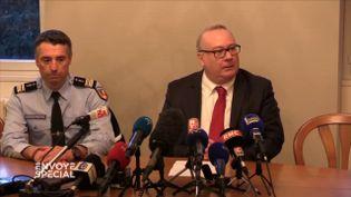 Envoyé spécial. L'affaire Lelandais contraint la justice à se remettre en question (ENVOYÉ SPÉCIAL  / FRANCE 2)