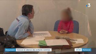 Enfants maltraités (FRANCE 3)