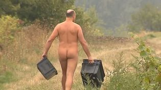 Vendanges naturistes (France 3)