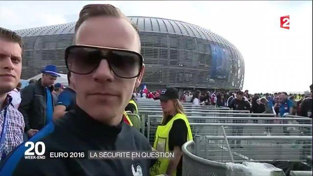 Euro 2016 : la sécurité de la compétition remise en question