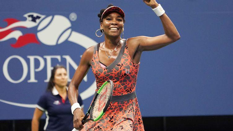 23e demi-finale de Grand Chelem pour Venus Williams (DON EMMERT / AFP)
