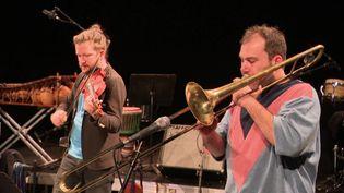 Répétition à Coutances, malgré le report du festival Jazz sous les Pommiers (France Télévisions / France 3 Normandie)