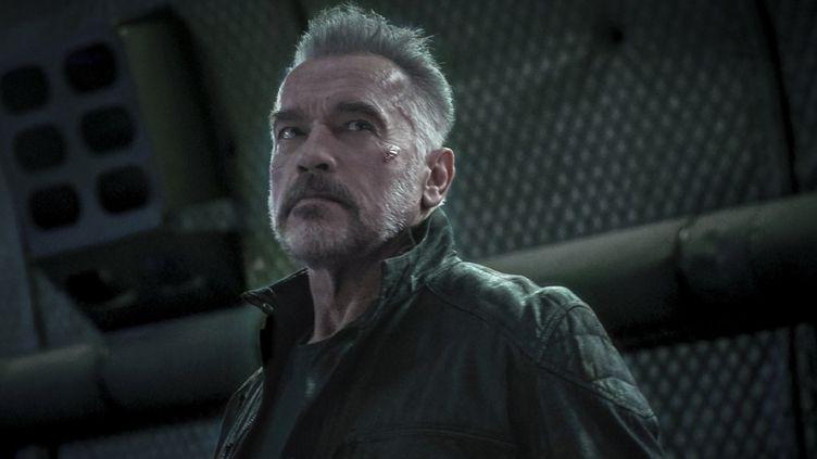 "Schwarzenegger dans ""Terminator: Dark Fate""  (2019 Twentieth Century Fox Film Terminator : Dark Fate)"