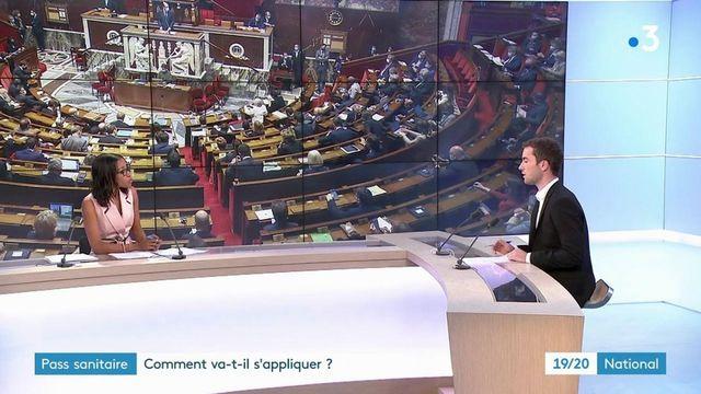 Pass sanitaire : comment sera-t-il appliqué en France ?