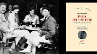 """Le roman """"Paris est une fête"""", d'Ernest Hemingway, relancé après les attentats. Ici l'écrivain en Espagne dans les années 20  (Ernest Hemingway Collection /John F. Kennedy Presidential Library and Museum, Boston )"""