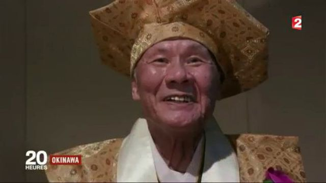 Okinawa : le secret des centenaires