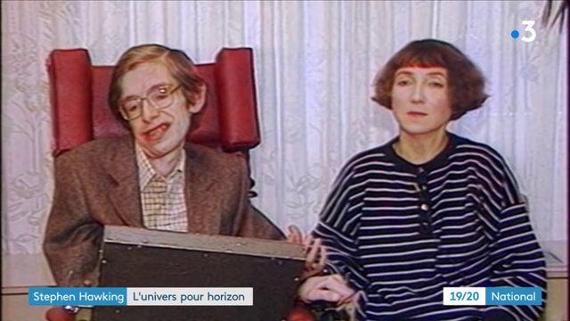 Stephen Hawking : l'univers pour horizon