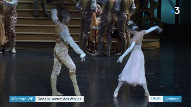 Opéra de Paris : dans le secret des étoiles
