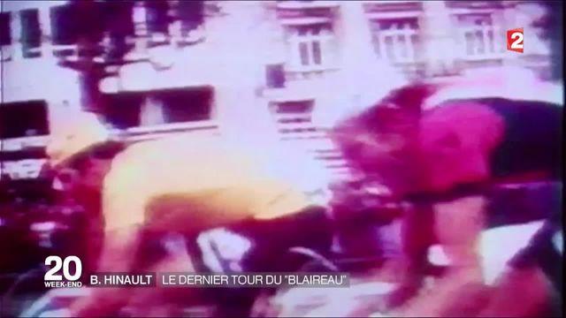 Bernard Hinault : le dernier Tour du blaireau