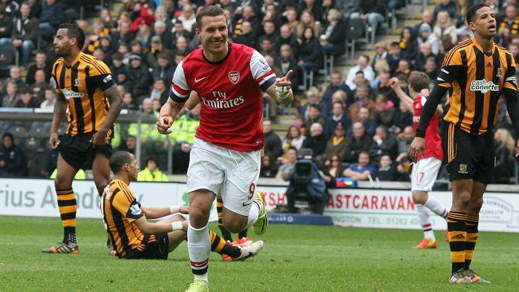 Lukas Podolski (Arsenal).