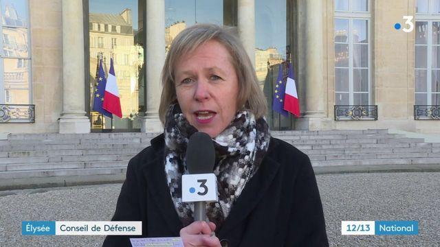 Attaque à Strasbourg : conseil de défense à l'Élysée