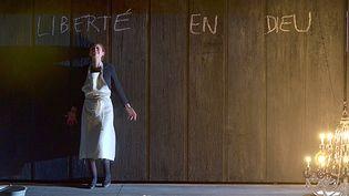 Patricia Petibon, Blanche de la Force  (©Vincent Pontet-WikiSpectacle)