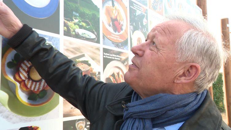 Georges Blanc ouvre un musée à ciel ouvert à Vonnas (France Télévisions / France 3 Auvergne Rhône-Alpes)