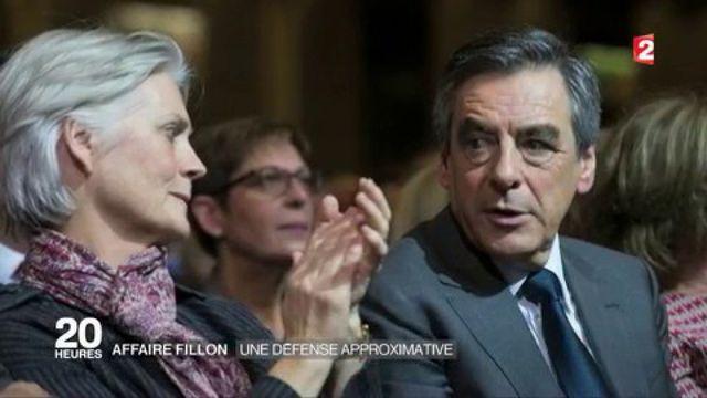 Affaire Filon : une défense approximative
