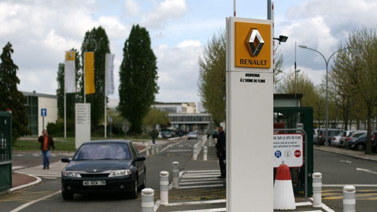 (Renault et un ex-directeur du site de Flins dans les Yvelines poursuivis dans un dossier ancien de 12 ans (illustration) © MaxPPP)