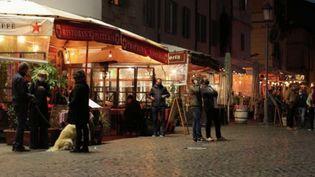 Covid-19 : réouverture des musées et des restaurants en Italie (FRANCE 3)