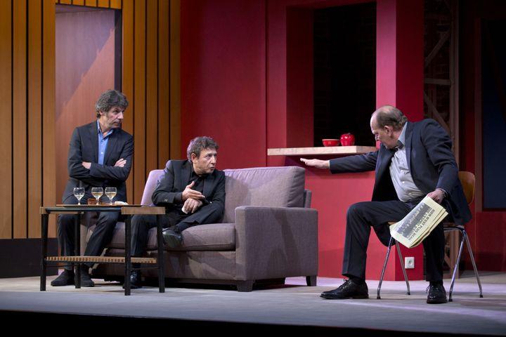 Marc Fayet,Gérard Loussine, Stéphan Wojtowicz  (Cejuline Nlezawer)