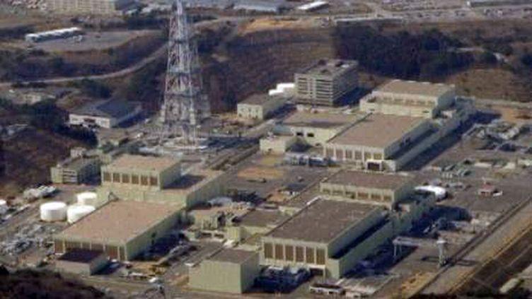 La centrale nucléaire d'Onagawa au Japon. (France TV)
