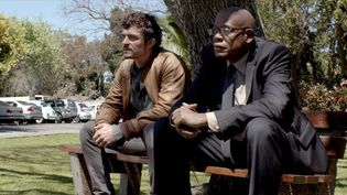 """Forest Whitaker et Orlando Bloom dans """"Zulu""""  (Eskwad)"""