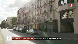 Territoires : la taxe d'habitation en chantier (FRANCE 2)