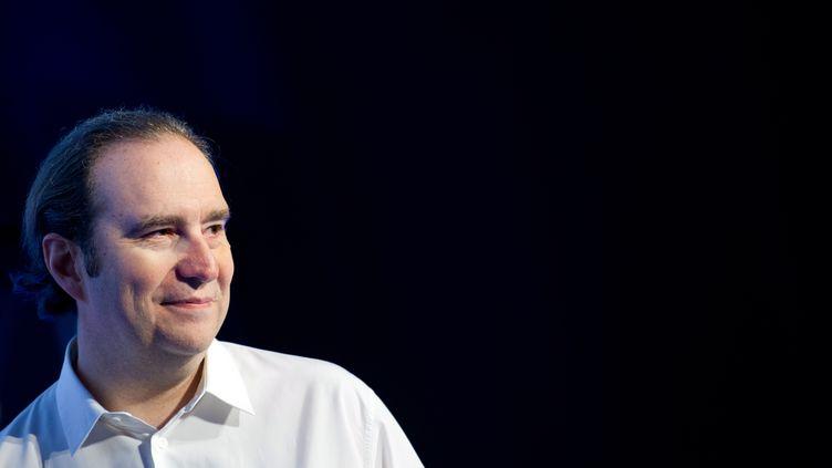 Le fondateur de Free, Xavier Niel, le 26 mars 2013 à Paris. (LIONEL BONAVENTURE / AFP)
