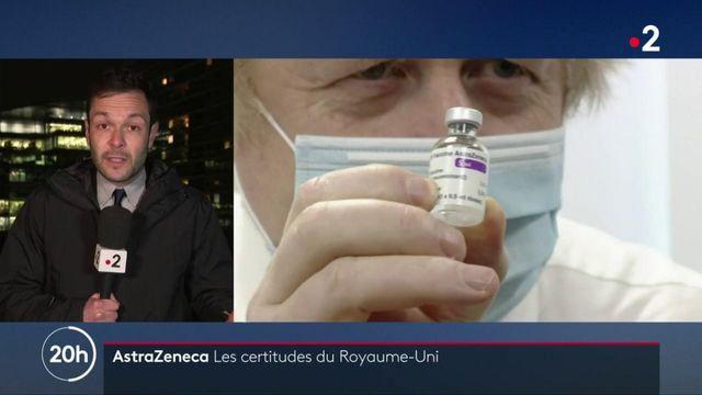 AstraZeneca : le Royaume-Uni maintient le cap et les habitants approuvent l'utilisation du vaccin