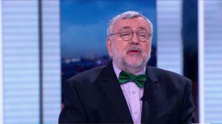 Télévision : Jean-Daniel Flaysakier, ancien Monsieur santé de France 2, est décédé (FRANCE 3)