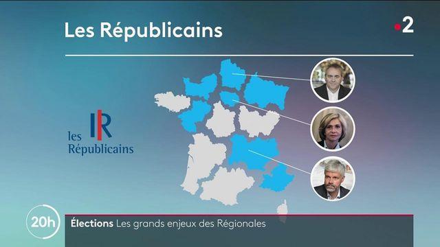 Elections régionales : un test politique pour Les Républicains