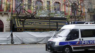 Le Bataclan après les attentats du 13 novembre 2015  (MALTE CHRISTIANS / DPA / AFP)
