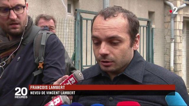 Affaire Vincent Lambert : l'arrêt des traitements a débuté