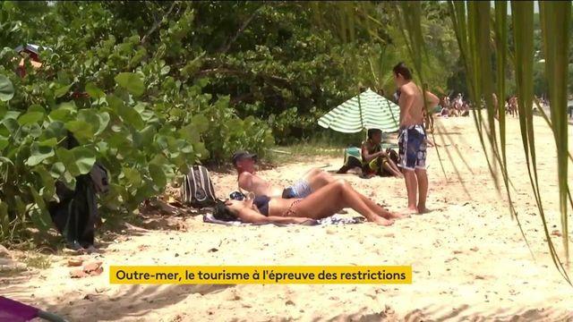 Outre-mer : les touristes doivent composer avec les nouvelles restrictions sanitaires