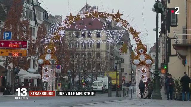 Fusillade à Strasbourg : une ville meurtrie