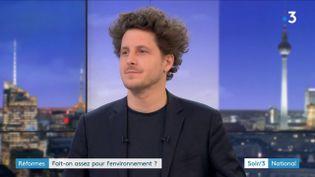 Julien Bayou (EELV) (France 3)