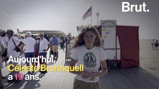 VIDEO. Rencontre avec Céleste Brunnquell, jeune espoir du cinéma français (BRUT)