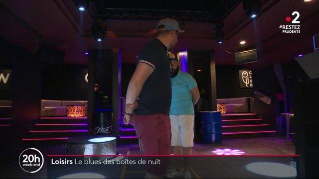 Déconfinement : le blues des boites de nuit