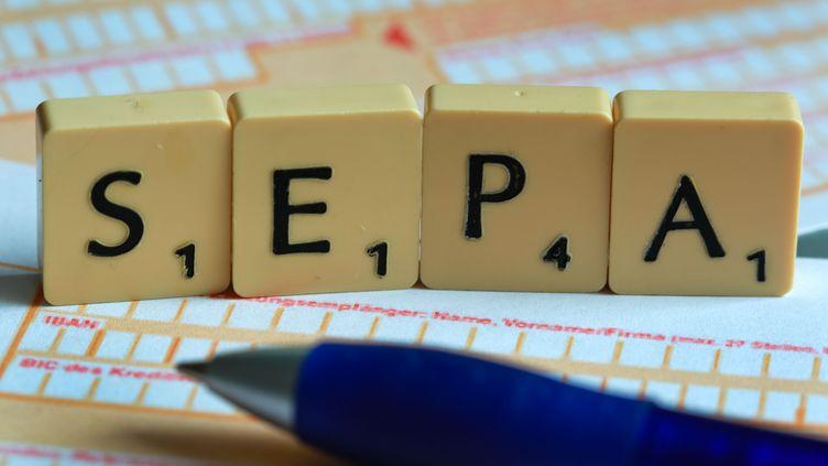 En harmonisant les coordonnées bancaires européennes, le système Sepa doit rendre plus faciles et plus rapides les transactions. (JENS BUTTNER / DPA)