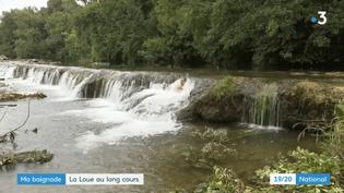 La Loue dans le Doubs (France 3)