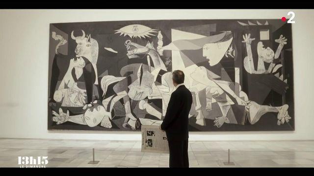 VIDEO. Le témoignage d'un rescapé du bombardement allemand de Guernica dont Pablo Picasso a peint les horreurs en 1937