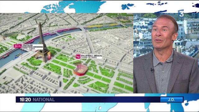 Sport : Paris accueillera les Jeux Olympiques en 2024