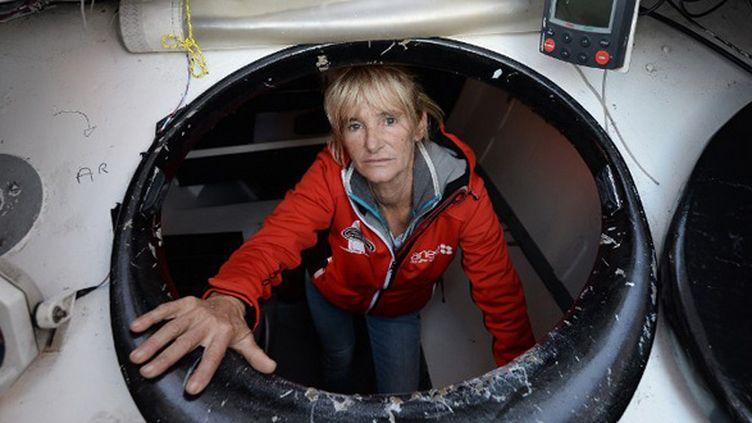 Anne Caseneuve (JEAN-SEBASTIEN EVRARD / AFP)