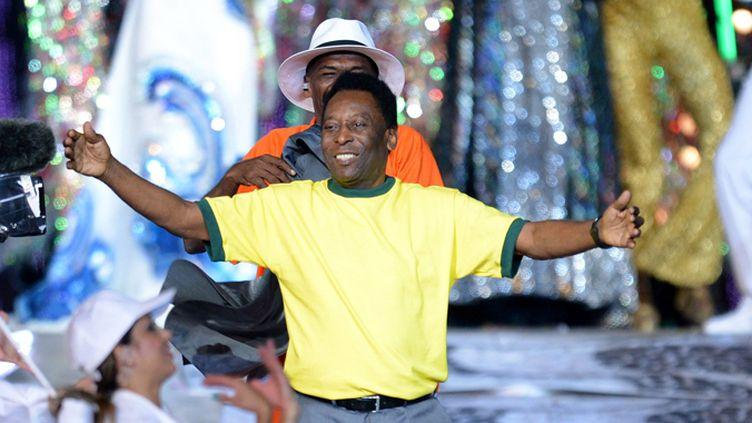 Pelé a pris le relais pour les JO de Rio en 2016 (ALPHA PRESS / MAXPPP)