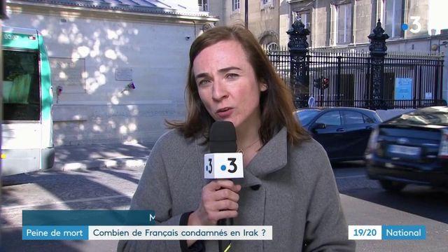 Français condamnés à mort en Irak : le Quai d'Orsay dans l'embarras