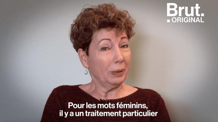 La langue française est-elle égalitaire ? 3 questions à Eliane Viennot, chercheuse en littérature française (BRUT)